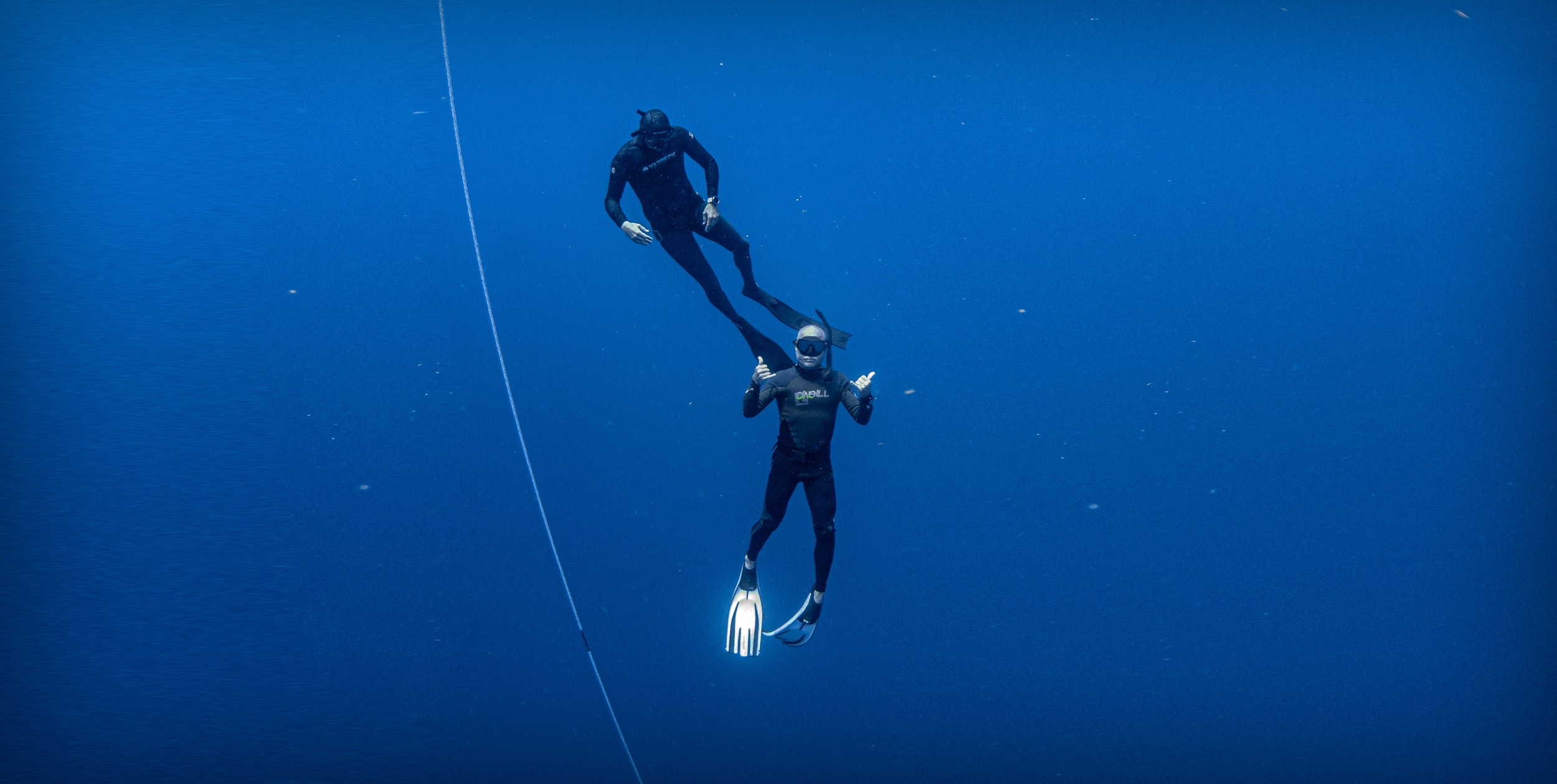 Review from Pedro on the F.I.I Level 1 Freediver
